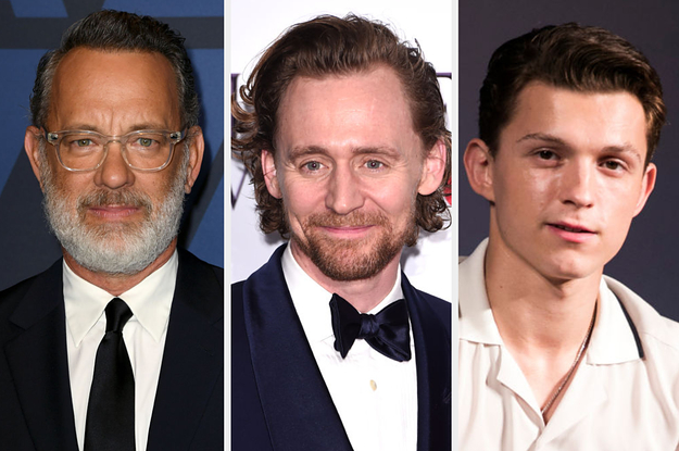 Which Famous Tom Is Your Soulmate?