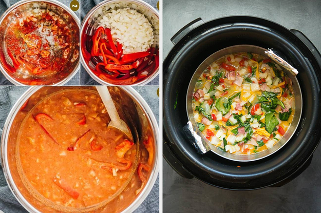 Just A Ton Of (Really Good) Instant Pot Recipes To Try