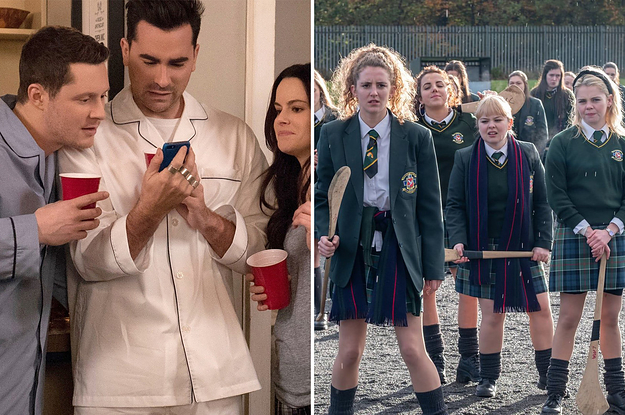 31 Side-By-Sides Of Popular TV Shows And The Underrated Show To Watch If You Love Them
