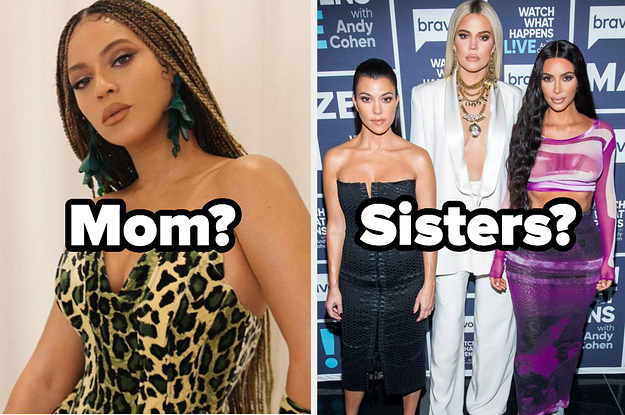 Make Your Very Own Celebrity Family ...
