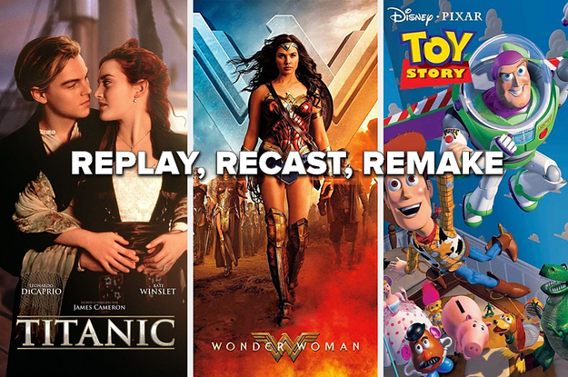 Replay, Recast, Remake Is The F%$...