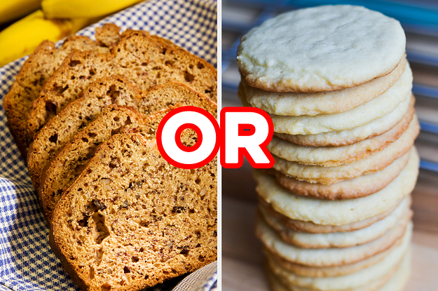 What Baked Good Matches Your Personality?
