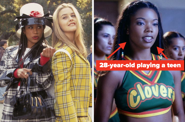 The 19 Most Unrealistic Things Women Do In Teen Movies