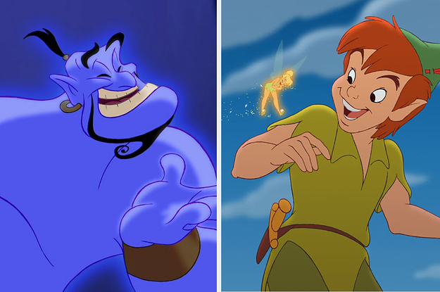 Your Favorite Disney Movies Will Reveal Which ...