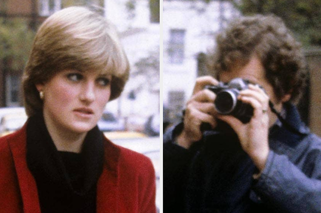 22 Photos Of Princess Diana That May Show ...