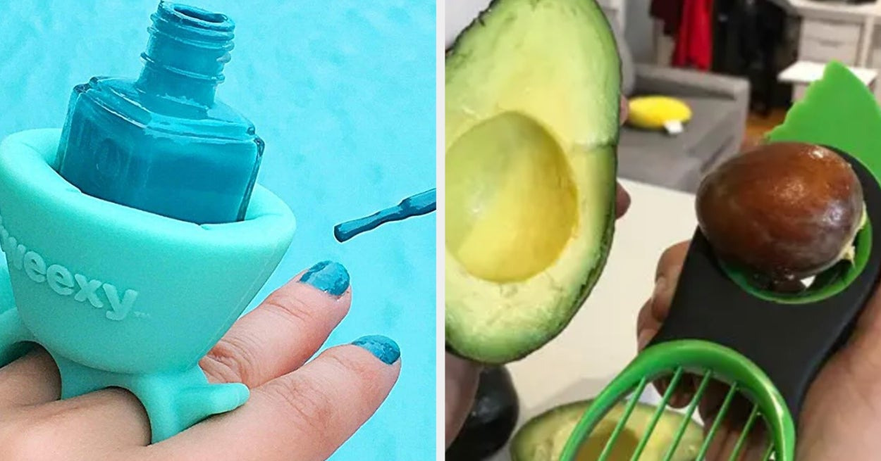 34 Cheap Little Doohickeys That May Surprise You With How Well They Work