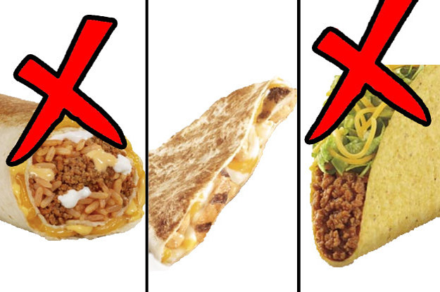 How Unpopular Are Your Taco Bell ...