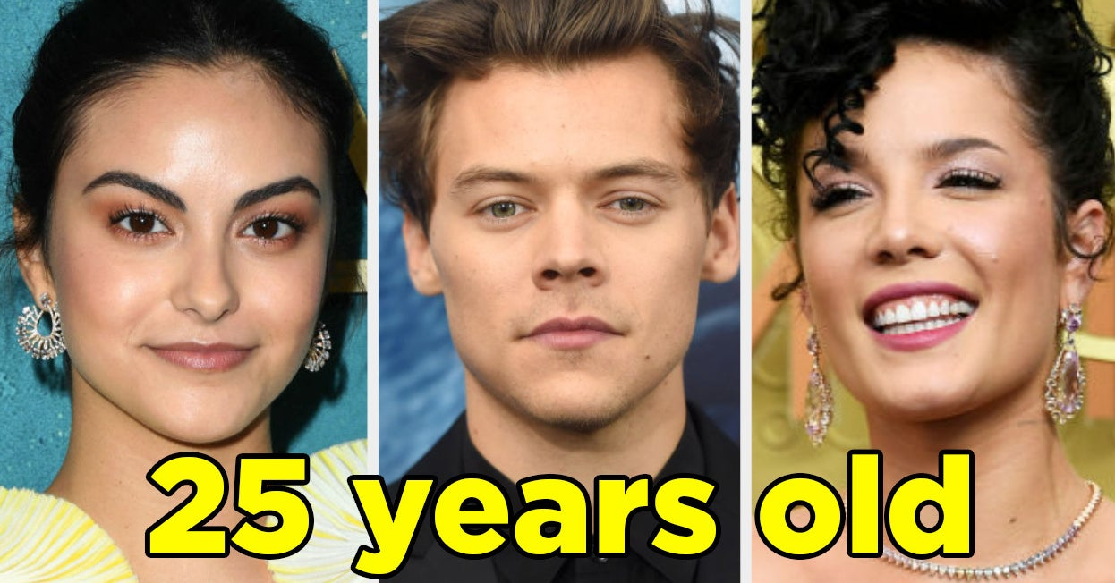 Which Famous Person Of The Same Age Do You Like The Best?