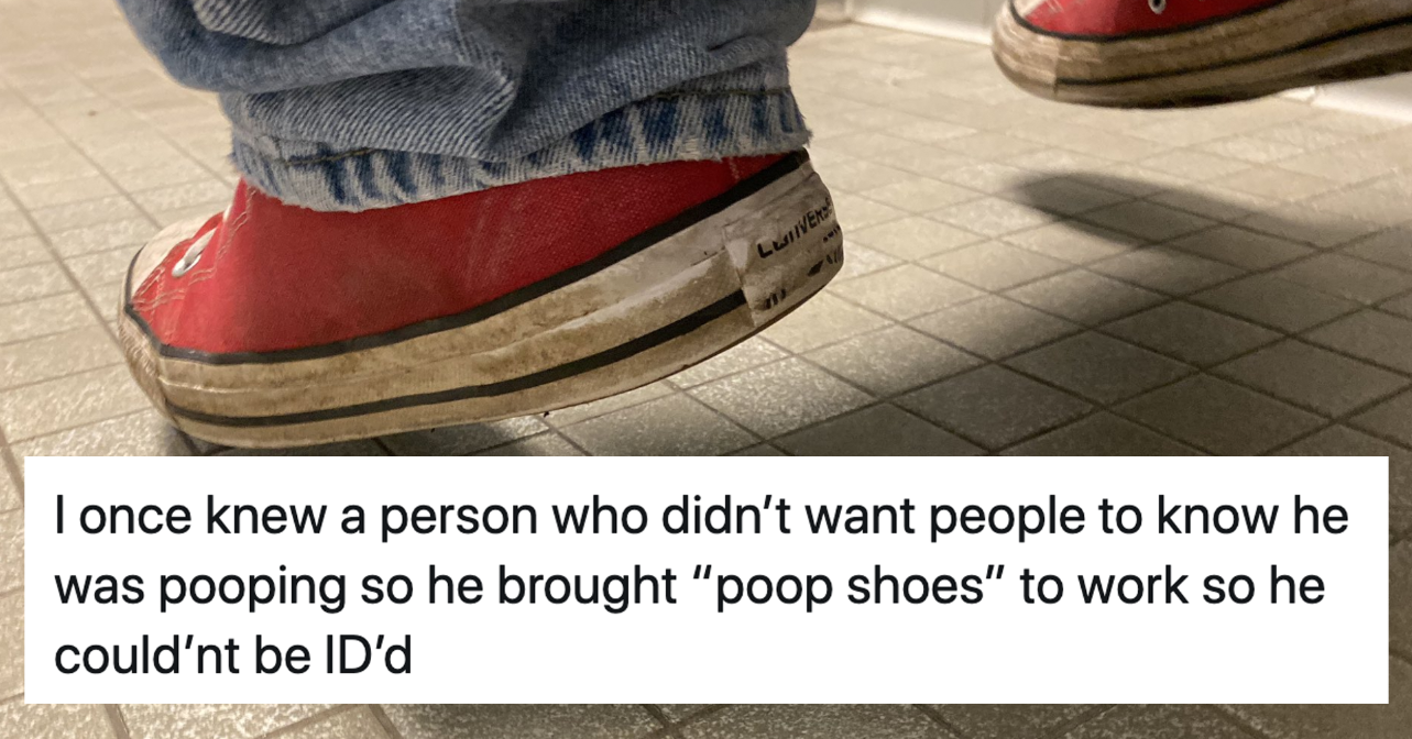 These Pooping In Public Tweets Are Equal Parts Awkward, Funny, And Real