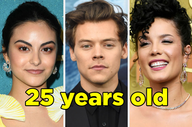 Which Celeb Of The Same Age Do You Prefer?