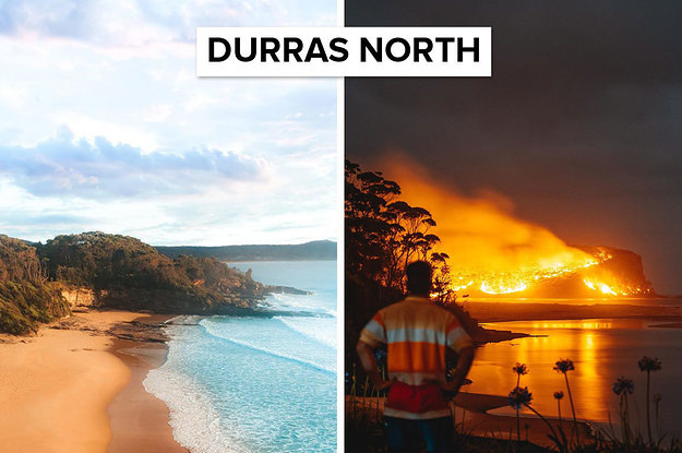 16 Photos That Capture The Difference Between This Summer And Last Summer In Oz