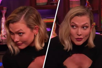 Karlie Kloss Responded To That Viral