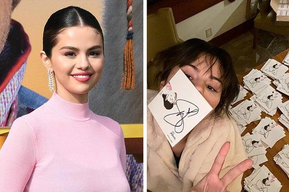 Selena Gomez Called Herself