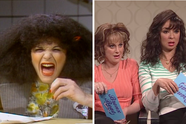 """What's Your Favorite Moment From The Women Of """"SNL""""?"""