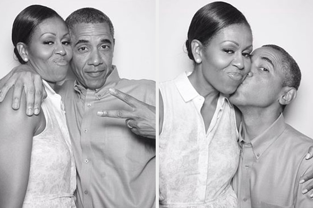 Barack Obama's Instagram Post For Michelle's Birthday ...