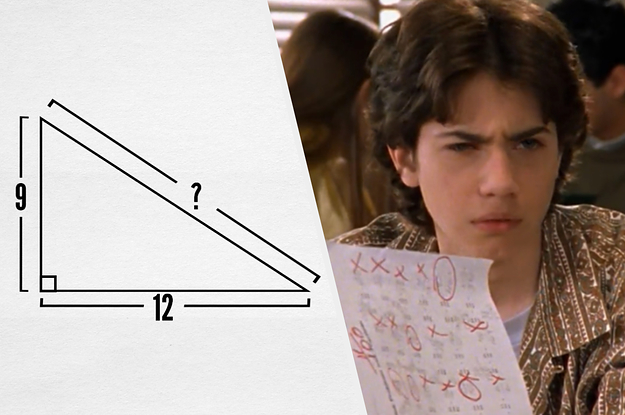 This Middle School Math Test Is So Easy That You Shouldn't Need A Calculator