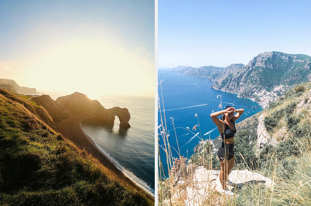 17 European Hiking Trails With Views So Good They Look Fake
