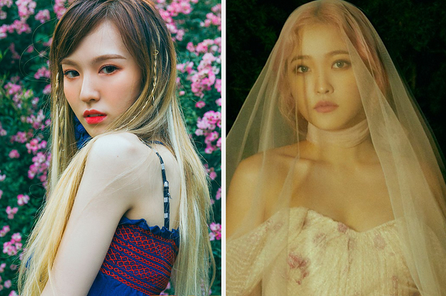Let's Find Out Which Red Velvet ...