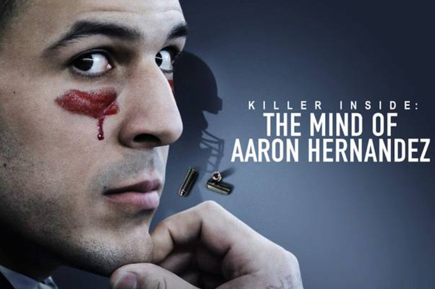 Everyone's Talking About The Aaron Hernandez Documentary, So I Watched The First Part And...Wow