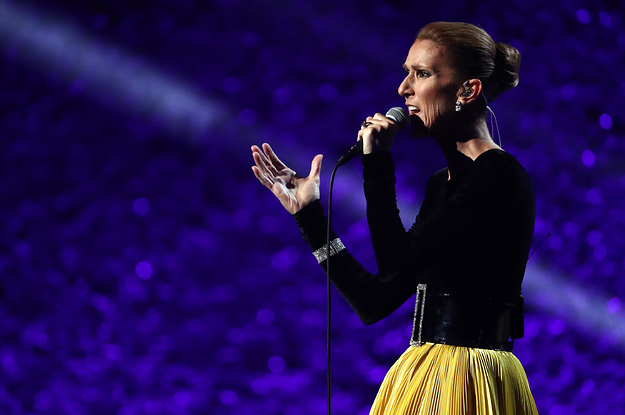 Celine Dion Posted A Sweet Photo With Her Mother After Her Death, And I Need Several Tissues