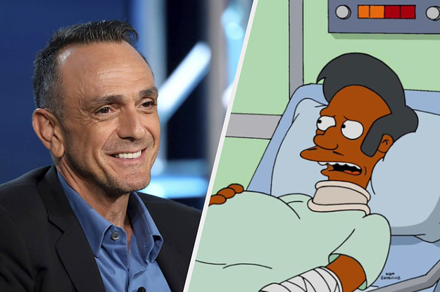 "Hank Azaria Said He Will No Longer Be The Voice Of Apu On ""The Simpsons"""