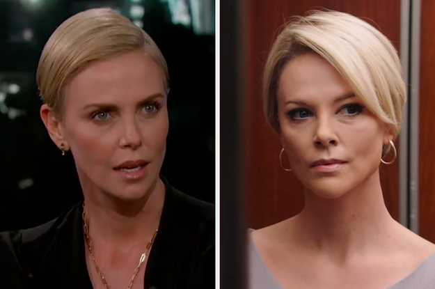 """Charlize Theron's Kids Said Her Oscar Nomination Was A """"Waste Of Time,"""" And Wow, Harsh"""