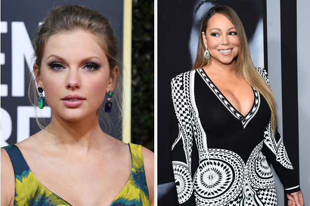 This Quiz Will Tell If You're Taylor Swift Or Mariah Carey
