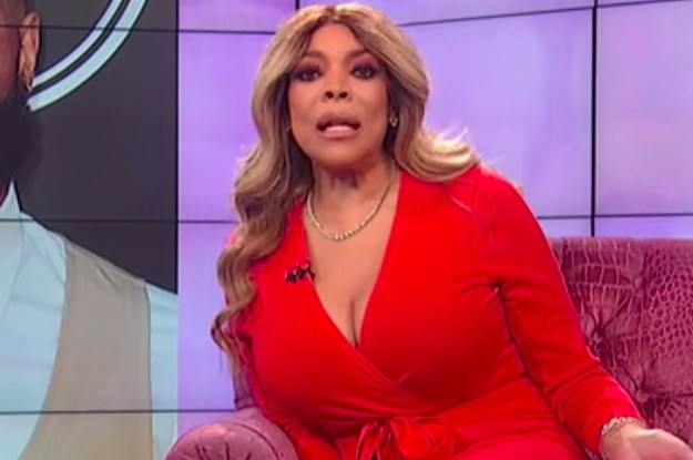 It Sure Sounds Like Wendy Williams Farted On Live TV And, Girl, We've All Been There
