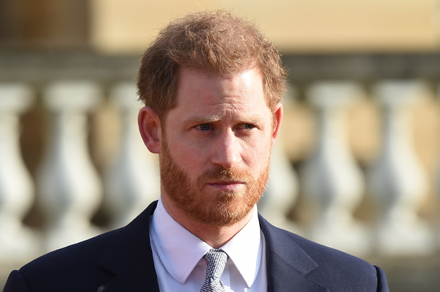 "Prince Harry Said That He Had ""No Other Option"" Than To Step Back From The Royal Family"