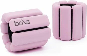 pink bracelet weights