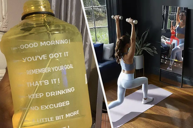 34 Products To Help You Work Out In Your Own Home