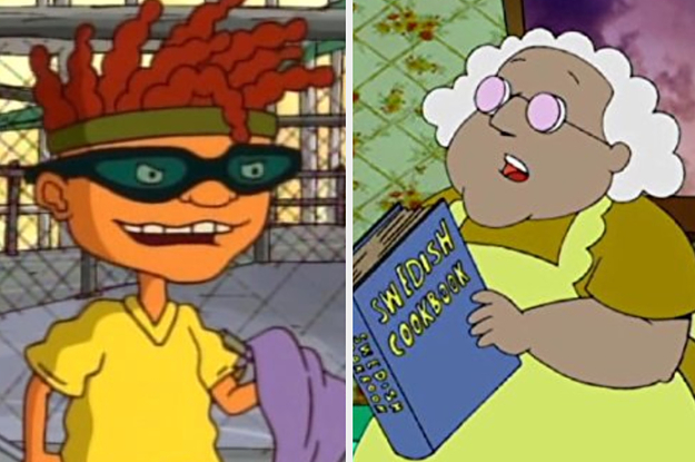 If You Can Identify More Than Half Of These '90s Cartoon Characters, You're Definitely A Millennial