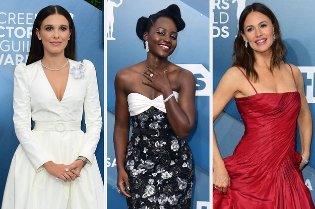 All Of The Looks On The SAG Awards Red Carpet
