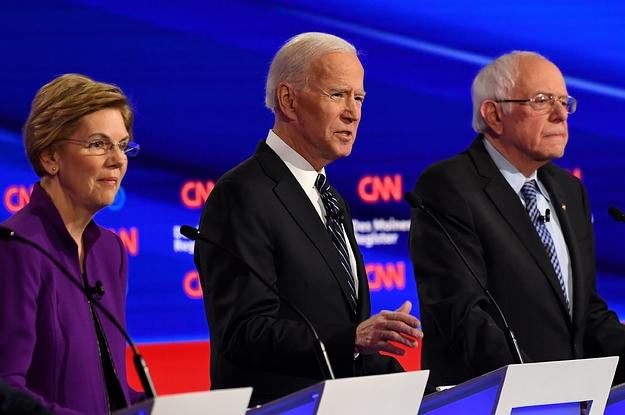 Bernie Sanders And Elizabeth Warren Can't Both Be President