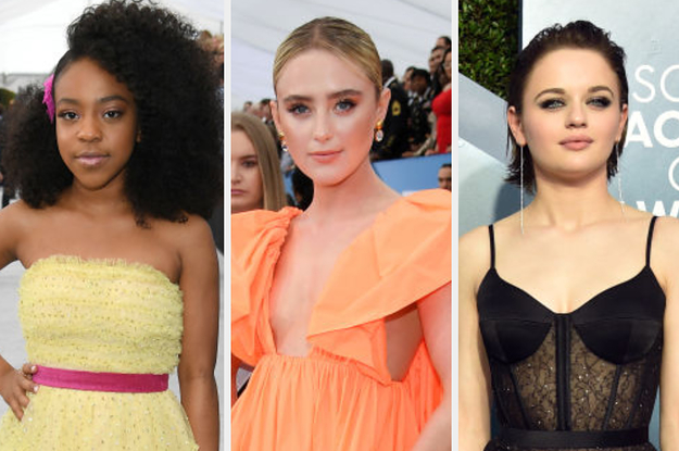 21 Looks From Tonights SAG Awards That Prove Gen Z Is Just A Liiiiiittle Bit Better Dressed Than Anyone Else
