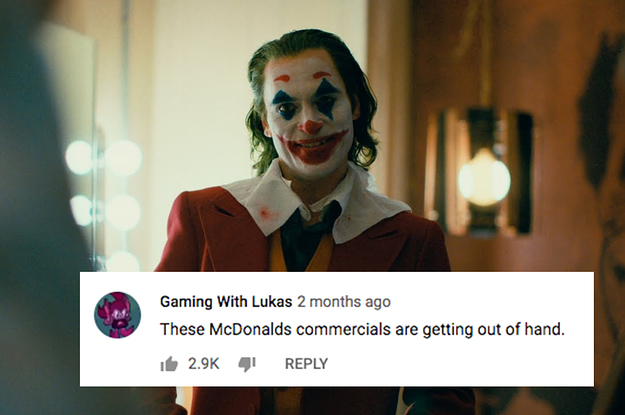 The Best YouTube Comments From The 2020 Best Picture Nominations Trailers