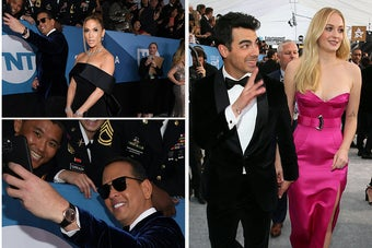 28 Moments From The SAG Awards That Are Honestly So Pure