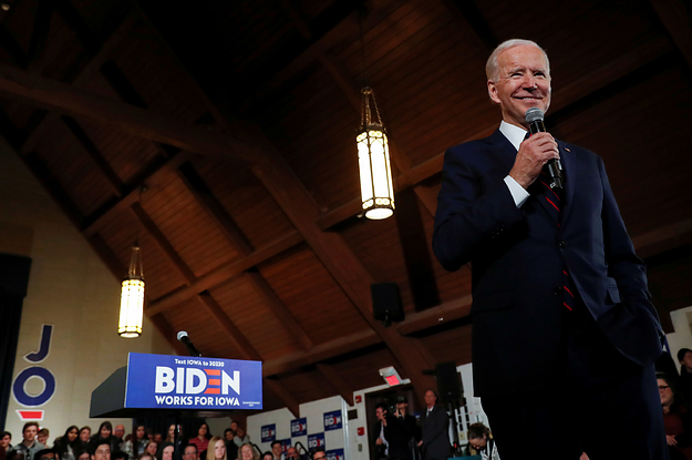 Joe Biden's Powerful Weapon In His Fight With Bernie Sanders: Vulnerable House Democrats