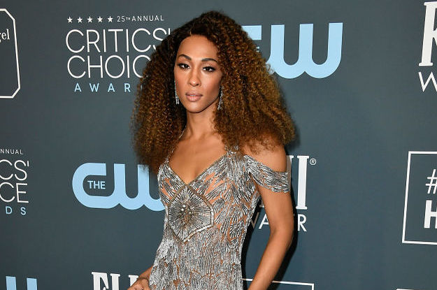 Mj Rodriguez Teamed Up With Olay Body For A History-Making Campaign