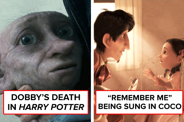 24 Heartbreaking Movie Moments That Never Fail To Make People Cry