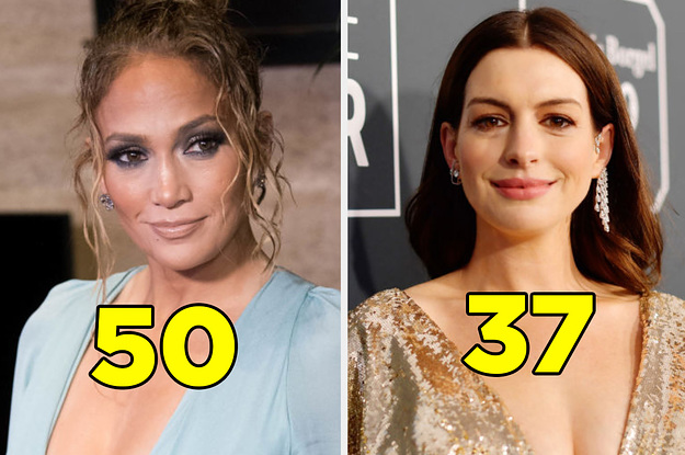 Which Famous Person Of The Same Age ...