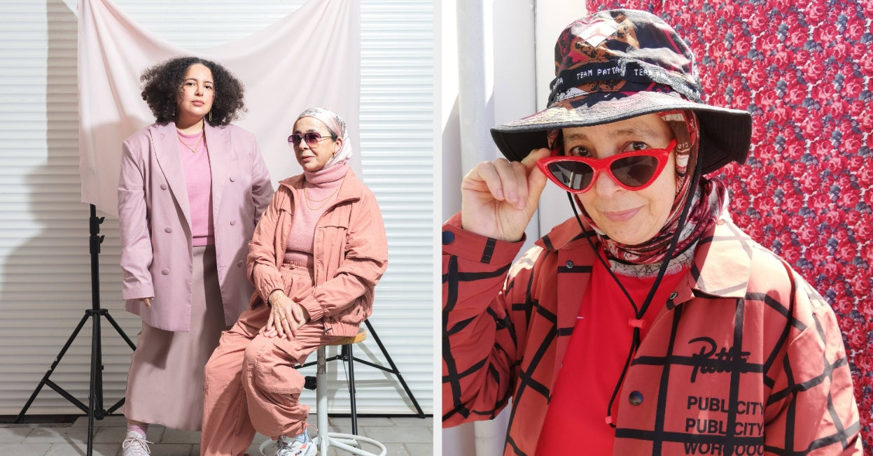 This Woman Felt Uninspired By The Fashion She Saw On Instagram. So She Decided To Start Photographing Her Mother.