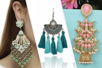 23 Gorgeous Heavily Discounted Jewellery Pieces Under ₹500