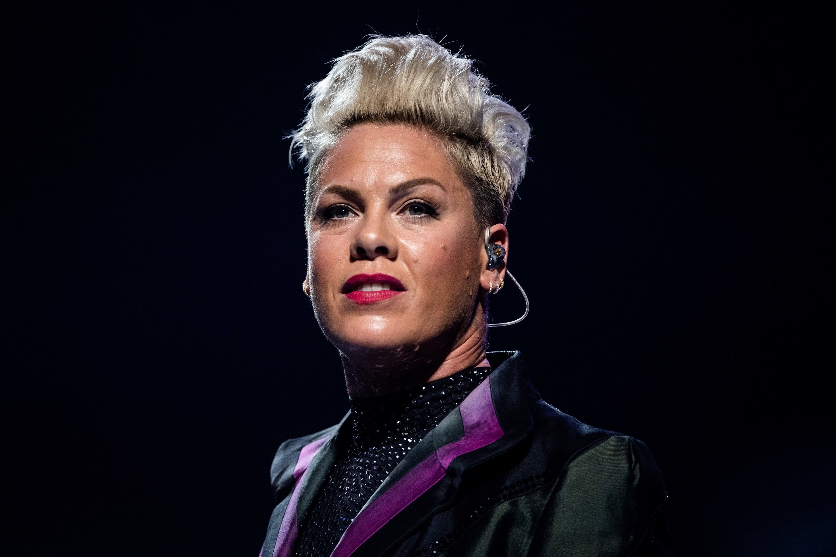 Pink Got Real About Ageing And ...