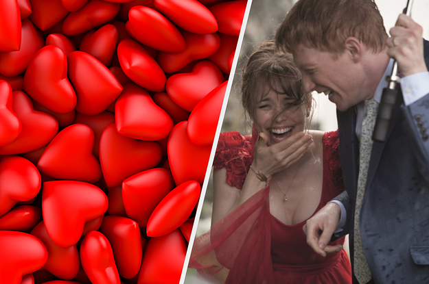 Create Your Own Rom-Com And We'll Reveal ...