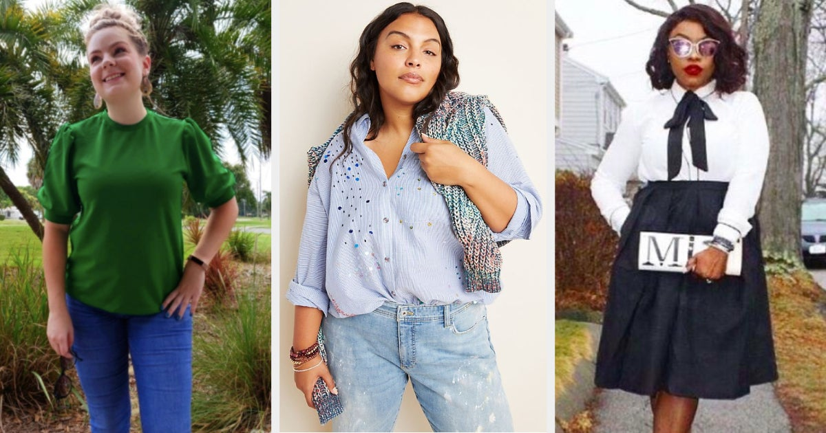 34 Basic Pieces Of Clothing That Actually Aren't Boring