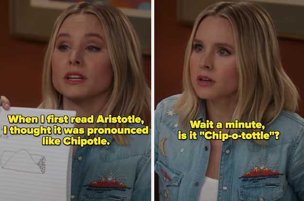 "22 Hilarious Eleanor Quotes From ""The Good Place"""