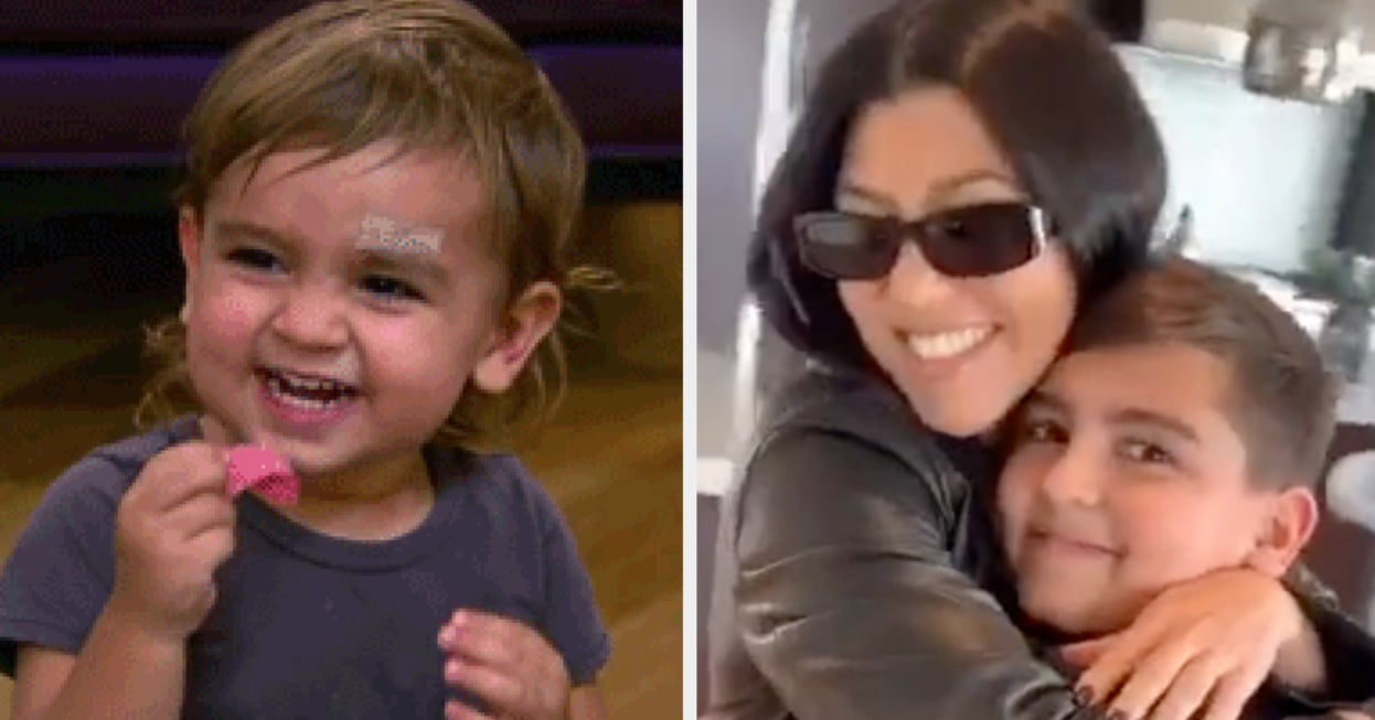Kourtney Kardashian And Scott Disick's Son Mason Is A TikToker, And Wow, Is This What It Feels Like To Be Old?