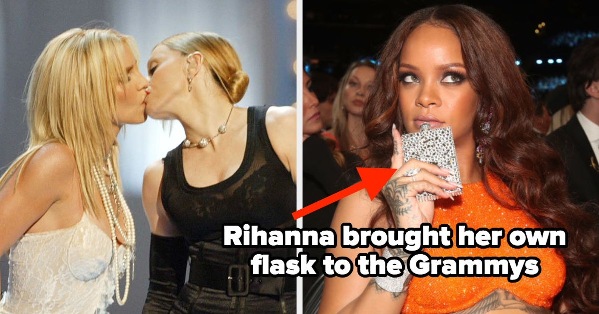23 Times Famous Women Did Whatever The Hell They Wanted At Award Shows