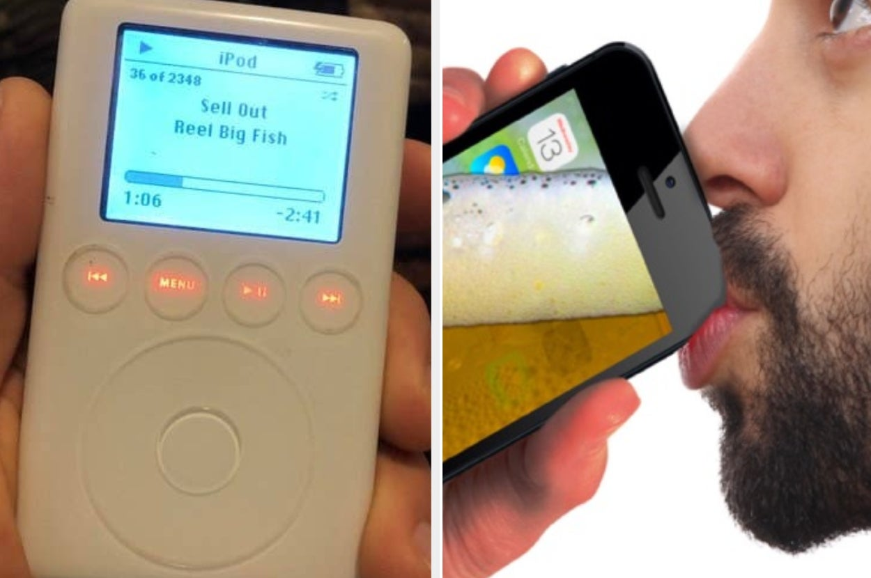25 Things That Blew Your Mind 15 Years Ago But Are Now Completely Worthless